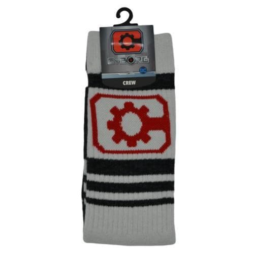 CYBORG SOCKS (DC COMICS APPAREL)