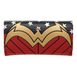 DC COMICS WONDER WOMAN FLAP WALLET