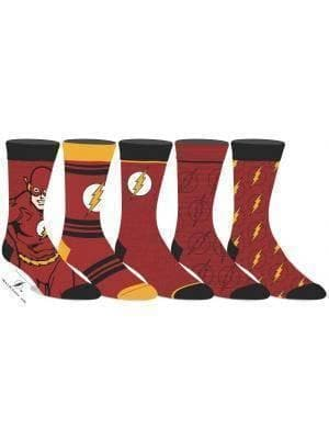FLASH 5 PAIRS OF CASUAL SOCKS