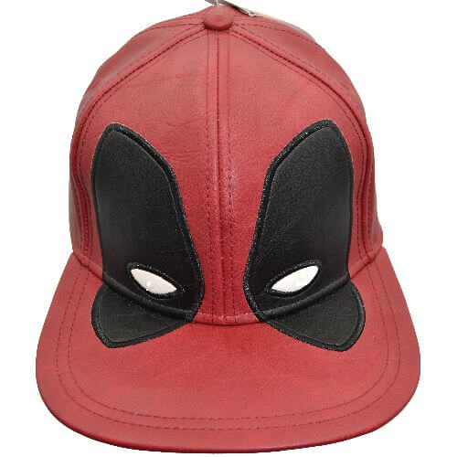 DEADPOOL SNAPBACK HAT (BIG EYES)