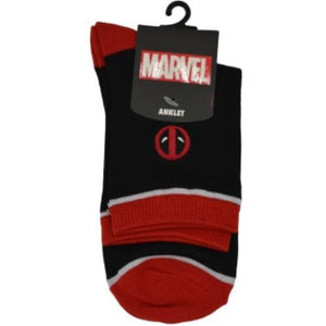 DEADPOOL SOCKS (MEN'S, WOMEN'S & KIDS)