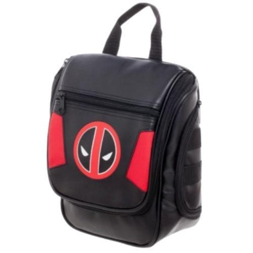 DEADPOOL TRAVEL AND COSMETIC BAG - Marvel Merchandise