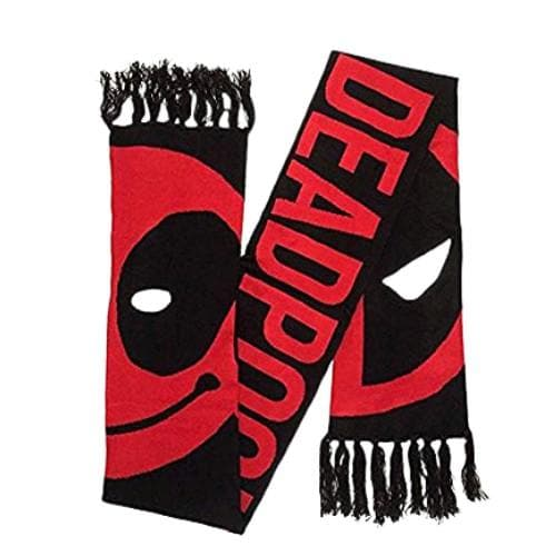 DEADPOOL WINTER SCARF - Marvel Merchandise
