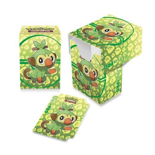 GROOKEY DECK BOX - POKEMON CARD