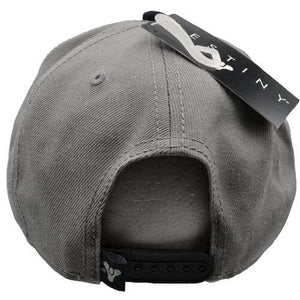 DESTINY GREY SNAPBACK HAT