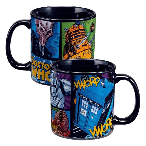 DOCTOR WHO COFEE MUG 20oz