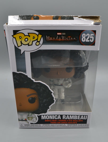 Monica Rambeau - Wandavision Funko Pop 825 (DAMAGE)