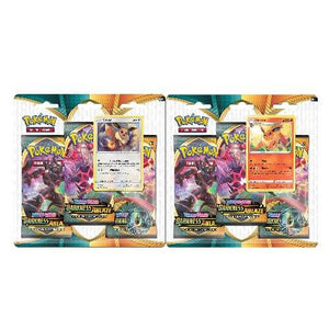 1 X DARKNESS ABLAZE 3 PACKS BLISTER - PRE-ORDER