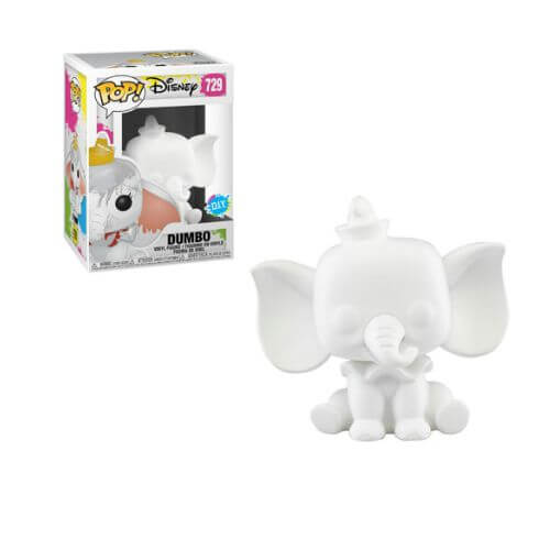 Do It Yourself Dumbo - Disney Funko Pop 729