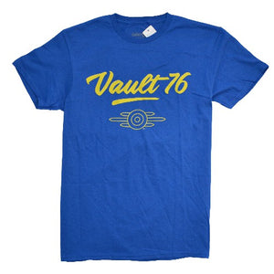 OFFICIAL FALLOUT VAULT 76 T-SHIRT