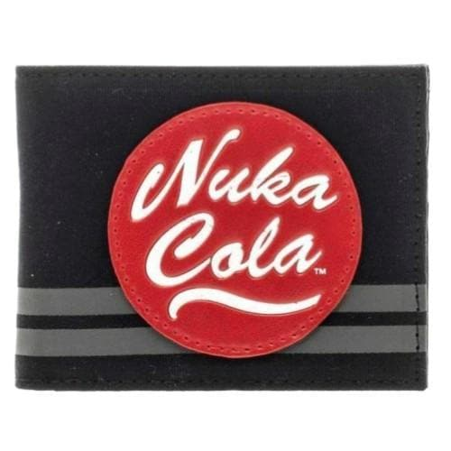 FALLOUT NUKA COLA BIFOLD WALLET