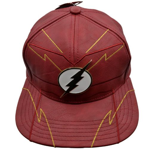 FLASH DC COMICS SNAPBACK HAT