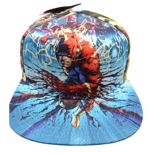 FLASH SNAPBACK HAT