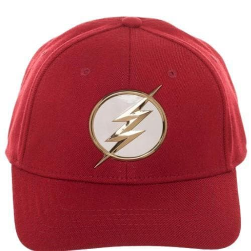 FLASH BASEBALL CAP - Flash Hat - Geek Attire - Geek Apparel