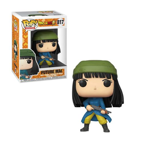 Future Mai - Dragon Ball Funko Pop 817
