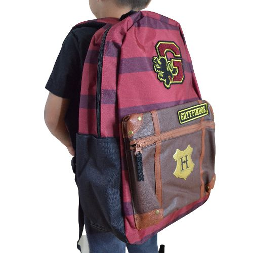 Gryffindor Backpack Hogwarts - Harry Potter backpack