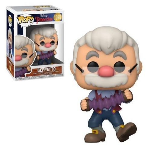 Geppetto - Disney Pinocchio Funko Pop 1028