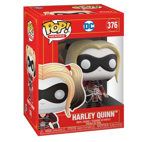 HARLEY QUINN DC IMPERIAL PALACE FUNKO POP 376