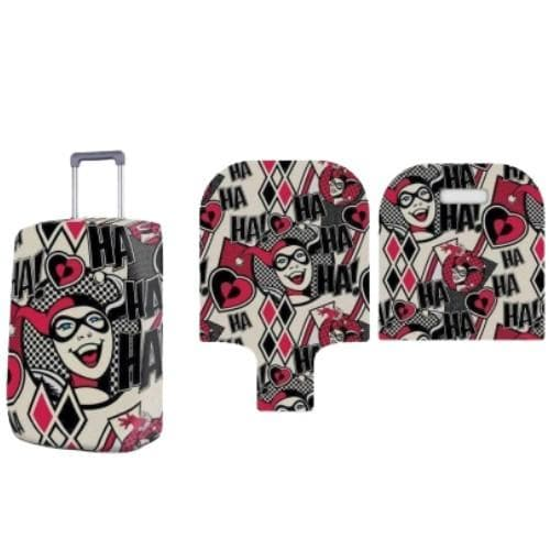 HARLEY QUINN LUGGAGE SLEEVE