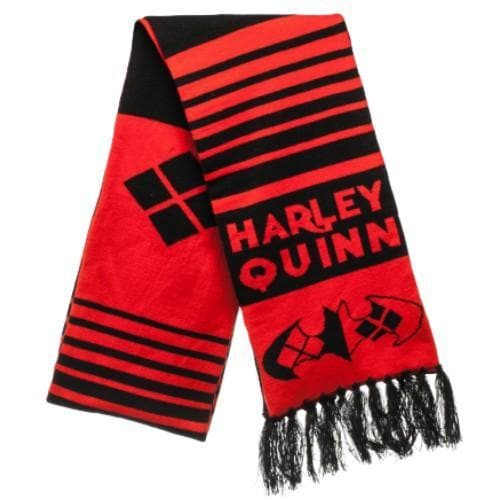 HARLEY QUINN WINTER SCARF