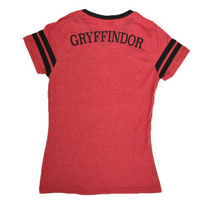 OFFICIAL HARRY POTTER GRYFFINDOR VARSITY WOMAN T-SHIRT