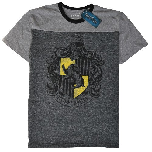 HARRY POTTER HUFFLEPUFF HOUSE LOGO T-SHIRT