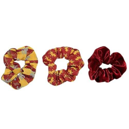 HARRY POTTER GRYFFINDOR SCRUNCHIES