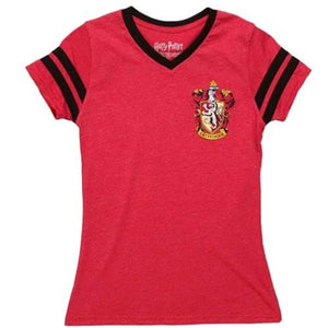 HARRY POTTER GRYFFINDOR VARSITY WOMAN T-SHIRT