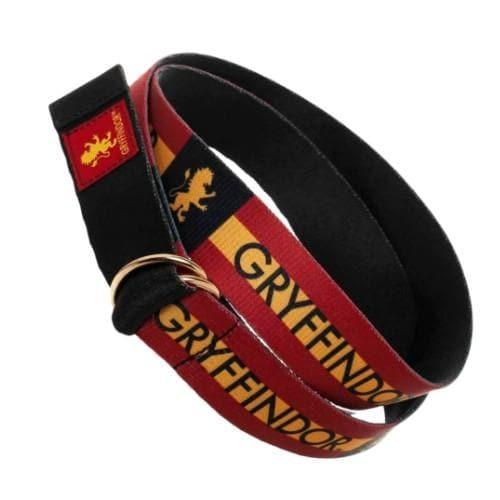 HARRY POTTER GRYFFINDOR WEBBED BELT