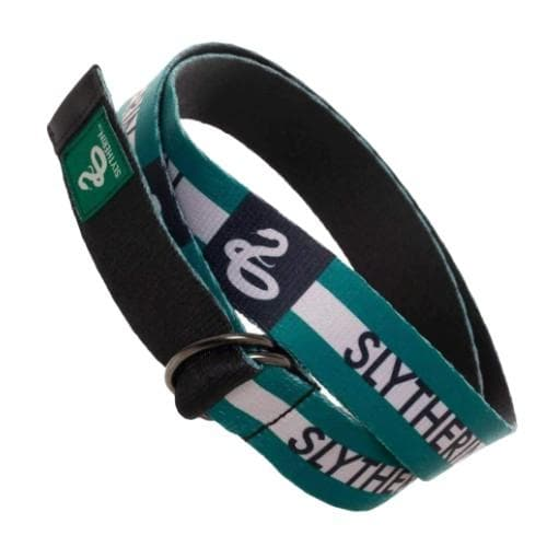 HARRY POTTER SLYTHERIN WEBBED BELT