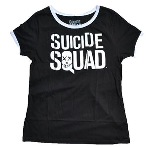 HARLEY QUINN SUICIDE SQUAD WOMEN'S T-SHIRT