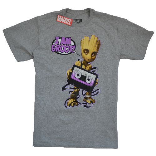 I AM GROOT MARVEL T-SHIRT