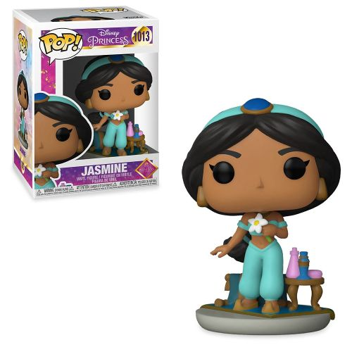 JASMINE DISNEY PRINCESS FUNKO POP 1013
