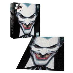 JOKER CROWN PRINCE OF CRIME PUZZLE 1000 PIECES