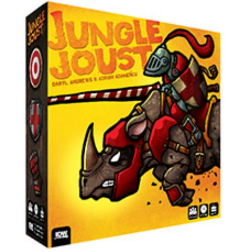 JUNGLE JOUST GAME