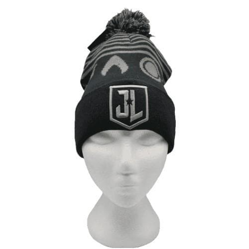JUSTICE LEAGUE BEANIE (DC COMICS)