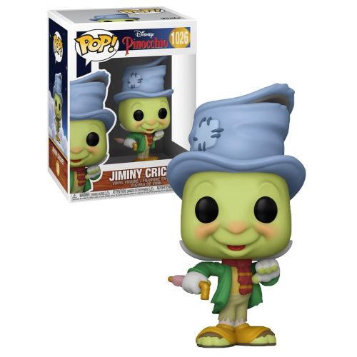 Jiminy Cricket Disney Funko Pop 1026