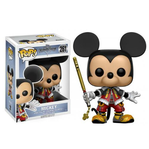 KINGDOM HEARTS MICKEY FUNKO POP 261