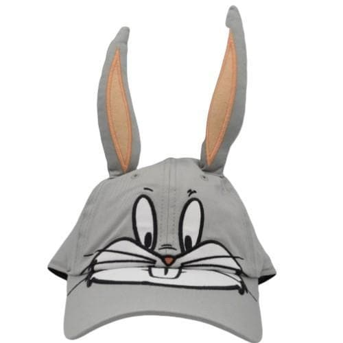 LOONEY TUNES BUGS BUNNIE COSPLAY DAD HAT - Anime Attire