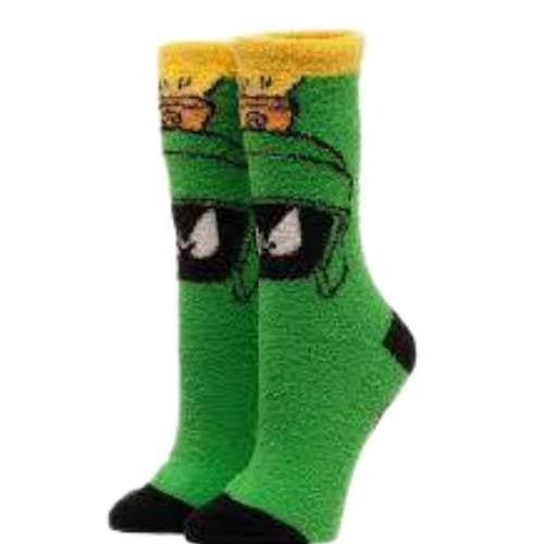 LOONEY TUNES THE MARTIAN SOCKS