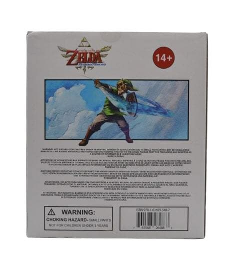 LEGEND OF ZELDA SKYWARD SWORD ACTION FIGURE