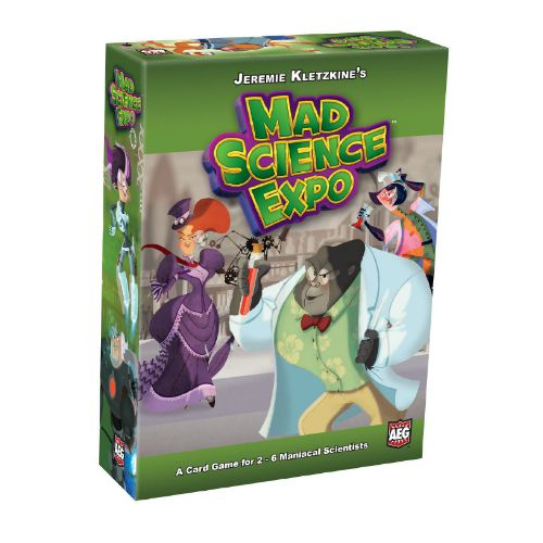 MAD SCIENCE EXPO GAME