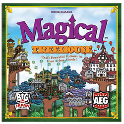 MAGICAL TREEHOUSE GAME