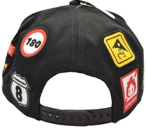 MARIO KART 08 YOUTH SNAPBACK HAT