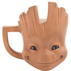 MARVEL LITTLE GROOT COFEE MUG 20oz