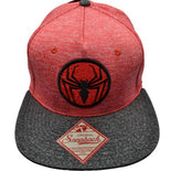 MARVEL SPIDERMAN SNAPBACK HAT
