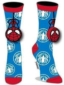 MARVEL SPIDERMAN KAWAII SOCKS (MEN'S, WOMEN'S & KIDS)