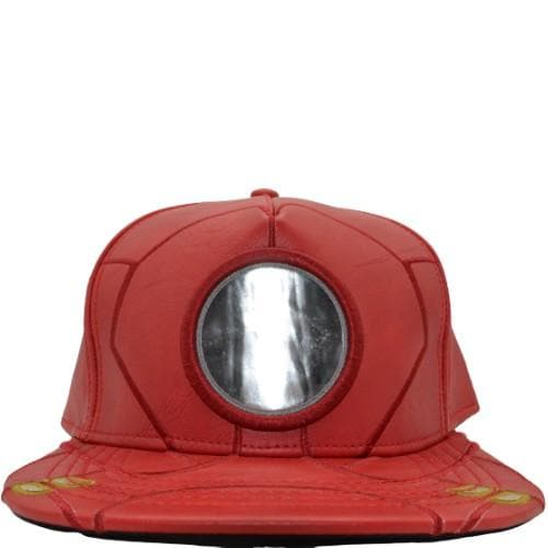 MARVEL IRON MAN SNAPBACK HAT - Marvel Snapback Hat