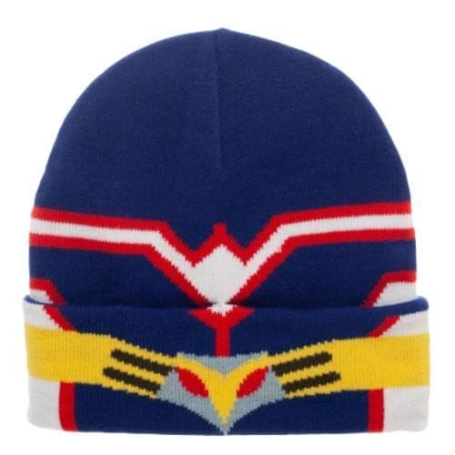 MY HERO ADADEMIA PURPLE BEANIE