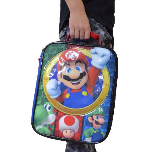 Mario Bros & Friends Lunch Box